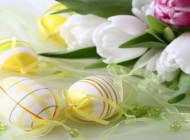 Пасхальные яйца. Необычные способы украшения.